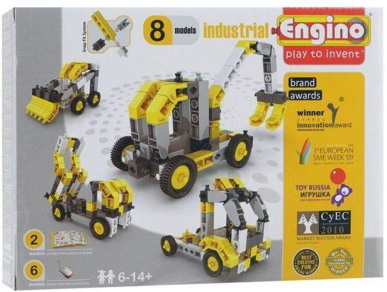 купить Конструктор ENGINO Спецтехника PB24(0834) онлайн