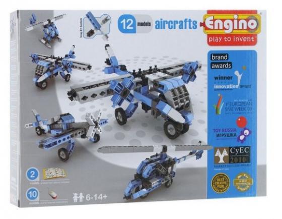 купить Конструктор ENGINO Самолеты PB33(1233) онлайн