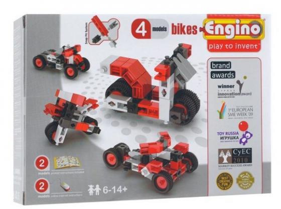 купить Конструктор ENGINO Мотоциклы PB12(0432) онлайн
