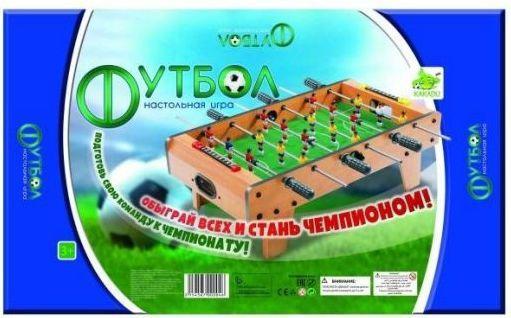 Настольная игра футбол Kakadu Футбол (3 линии) F749 игра настольная футбол