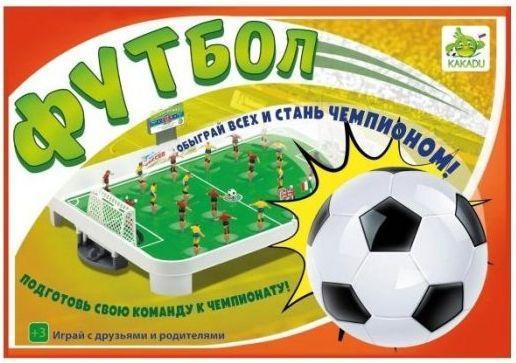 Фото Настольная игра футбол Kakadu Футбол F017