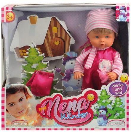 Кукла BABY NENA зимний набор, 36 см цены онлайн