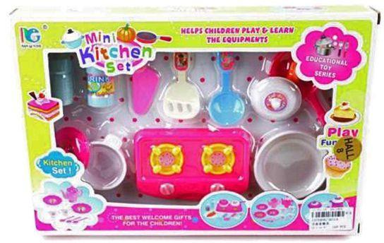 Кухня Наша Игрушка Мини кухня 3631A игрушка