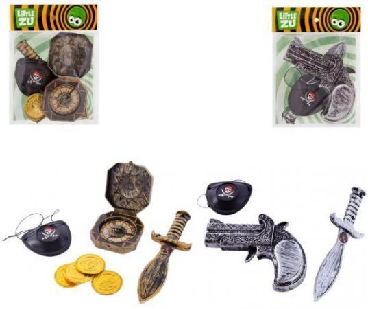 Набор оружия Little Zu Пираты цвет в ассортименте 90036EF