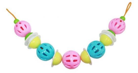 Фото - Подвеска Нежность игры и игрушки в дорогу пластмастер подвеска на коляску пластмастер нежность