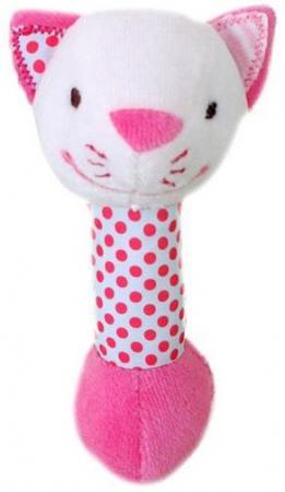 Погремушка со звуком Кошечка Кити стеллар погремушка дудочка стеллар