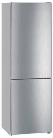 Холодильник Liebherr CNPel 4313-21 001 серебристый цена и фото
