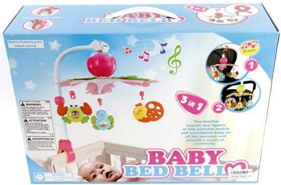 Игровой центр на кроватку Наша Игрушка Малыш 826-13B игрушка