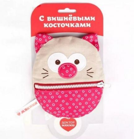 Игрушка Доктор Мякиш-Кот Болтун sima land антистрессовая игрушка кот лаки 04