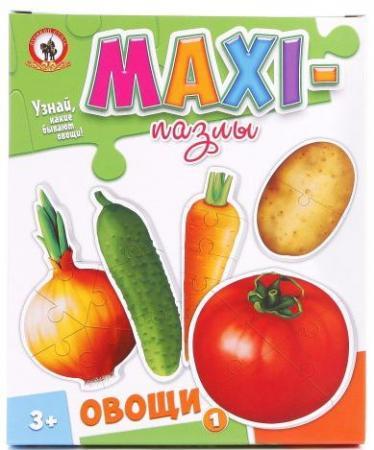Пазл 20 элементов Русский Стиль Овощи 1 03527 русский стиль пазл для малышей птицы 5 в 1