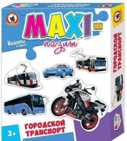 Пазл 20 элементов Русский Стиль Городской транспорт 03521 цена