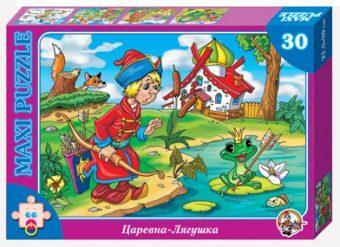 Пазл 30 элементов Десятое королевство Царевна лягушка 00205