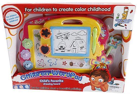 Набор Наша Игрушка Набор досок для рисования 341 игрушка mehano 1 f101 набор рельс