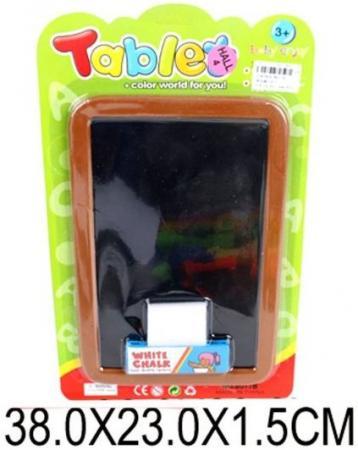 Магнитная доска Наша Игрушка Доска для рисования 8017B гаджет грифельная магнитная доска melompo сalendar ml0092