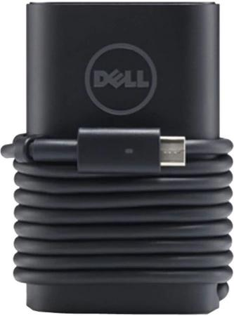 Блок питания для ноутбука DELL Power Supply E5 Adapter 65W USB-C 450-AGOB блок питания сервера dell power supply 1 psu 1100w platinum for gen 13 450 aebl 450 aebl