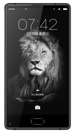 Смартфон Doogee Mix Lite черный 5.2 16 Гб LTE Wi-Fi GPS 3G мобильный телефон doogee mix lite синий