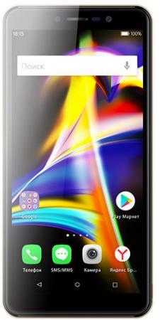 Смартфон BQ BQ-5508L Next LTE черный 5.45 8 Гб LTE Wi-Fi GPS 3G смартфон micromax q334 canvas magnus черный 5 4 гб wi fi gps 3g