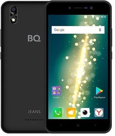 Смартфон BQ BQ-5591 Jeans черный 5.5 8 Гб Wi-Fi GPS 3G 18mm 20mm 22mm ceramic