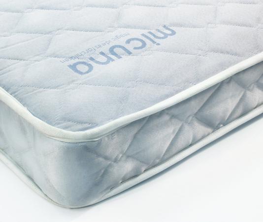 Матрас 117х57см для кроватки Micuna CH-620 (полиуретановый) матрас micuna 120 60 spring pack 1 units ch 660 пружинный