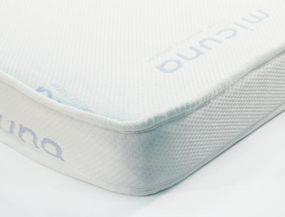 Матрас 117х57см для кроватки Micuna CH-1293 (виско-эластик) матрас micuna 120 60 pack 1 units ch 620 полиуретан