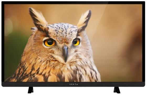 "Телевизор LED 28"" Vekta LD-28SR4215BT черный 1366x768 50 Гц VGA"