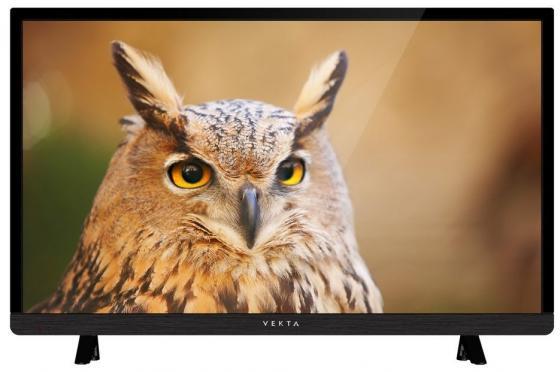 "Телевизор LED 24"" Vekta LD-24SR4215BT черный 1366x768 50 Гц VGA USB"