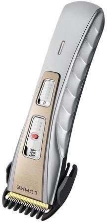 Машинка для стрижки волос Lumme LU-2511 серый жемчуг машинка для стрижки волос lumme lu 2511 серый жемчуг
