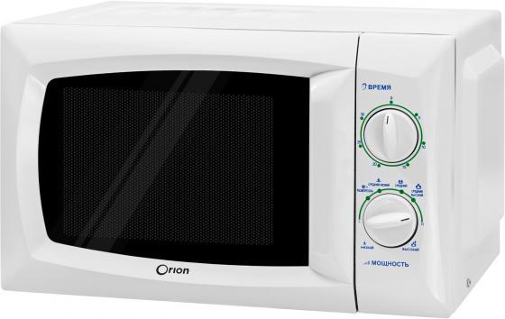 Микроволновая печь Orion МП18ЛБ-М101 700 Вт белый вентилятор напольный aeg vl 5569 s lb 80 вт