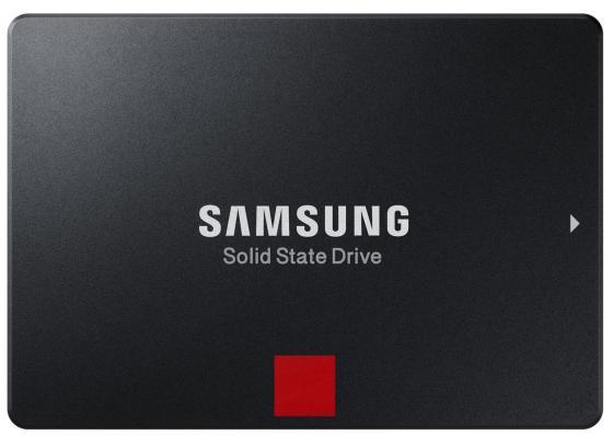 """Твердотельный накопитель SSD 2.5"""" 256 Gb Samsung 860 Pro Read 560Mb/s Write 530Mb/s 3D MLC MZ-76P256BW цена и фото"""