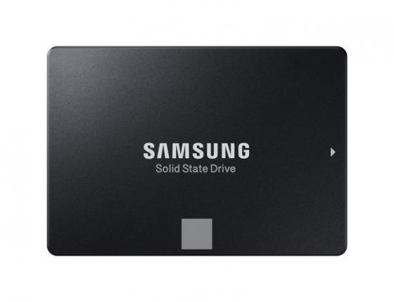 Твердотельный накопитель SSD 2.5 2 Tb Samsung 860 EVO Read 550Mb/s Write 520Mb/s SATAIII MZ-76E2T0BW