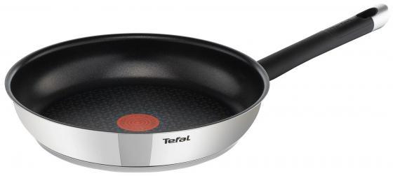 Сковорода Tefal Emotion E8240225 20 см нержавеющая сталь сковорода tefal 4170124