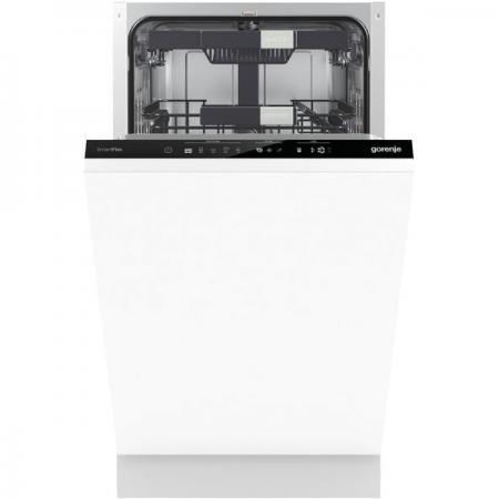 Посудомоечная машина Gorenje GV57211 белый посудомоечная машина gorenje gv66260 белый