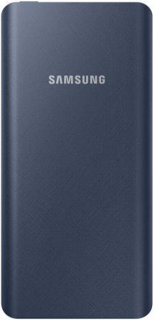 Внешний аккумулятор Power Bank 10000 мАч Samsung EB-P3000 синий внешний аккумулятор samsung eb p3020c 5000 мач тёмно синий