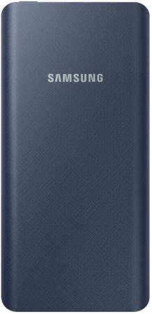 Фото - Внешний аккумулятор Power Bank 10000 мАч Samsung EB-P3000 синий аккумулятор внешний samsung eb pn915bsrgru silver