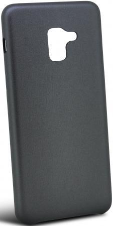 Чехол (клип-кейс) Samsung для Samsung Galaxy A8+ Itfit темно-серый (GP-A730SACPAAD) чехол клип кейс samsung для samsung galaxy a8 wits soft cover черный gp a530wscpaac