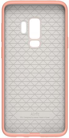 Чехол (клип-кейс) Samsung для  Galaxy S9+ Airfit Pop розовый (GP-G965KDCPBIA)