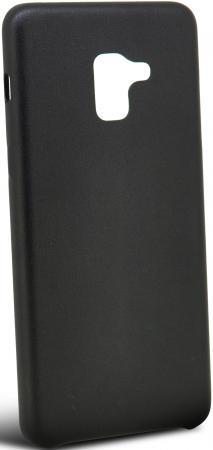 Чехол (клип-кейс) Samsung для Samsung Galaxy A8+ Itfit черный (GP-A730SACPAAA) клип кейс ibox fresh для samsung galaxy s5 mini черный