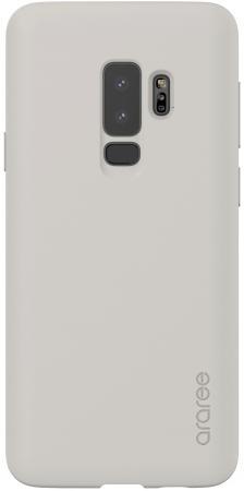 Чехол (клип-кейс) Samsung для Samsung Galaxy S9+ Airfit серый (GP-G965KDCPAID)
