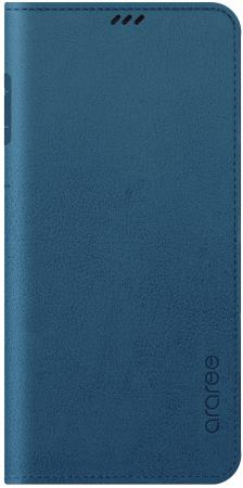 Чехол (флип-кейс) Samsung для  Galaxy S9+ Mustang Diary синий (GP-G965KDCFAIC)