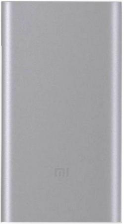 Внешний аккумулятор Power Bank 10000 мАч Xiaomi Mi Power Bank 2i серебристый VXN4228CN внешний аккумулятор xiaomi mi power bank 2s 10000 mah черный