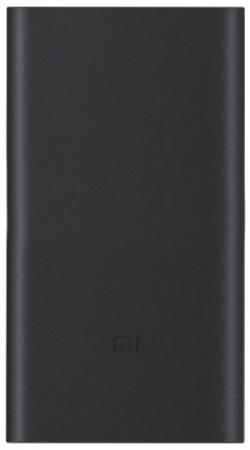 Внешний аккумулятор Power Bank 10000 мАч Xiaomi Mi Power Bank 2i черный VXN4229CN внешний аккумулятор xiaomi mi power bank 20000 белый