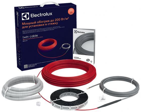 Кабель Electrolux ETC 2-17-200 комплект теплого пола комплект теплого пола теплолюкс mini мн 200 1 40