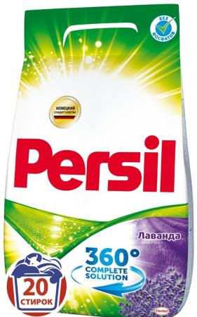 Стиральный порошок PERSIL Лаванда 3кг 2227970
