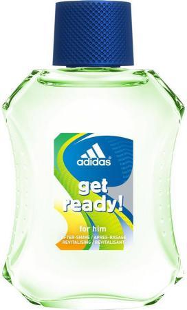 Лосьон после бритья ADIDAS Get Ready! 50 мл лосьон после бритья adidas get ready 100 мл