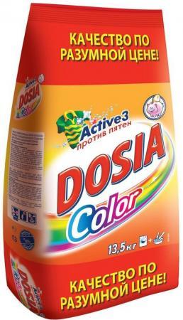 Стиральный порошок DOSIA Color 13.5 кг 0367542 стиральный порошок зимнее утро пемос 5 5 кг