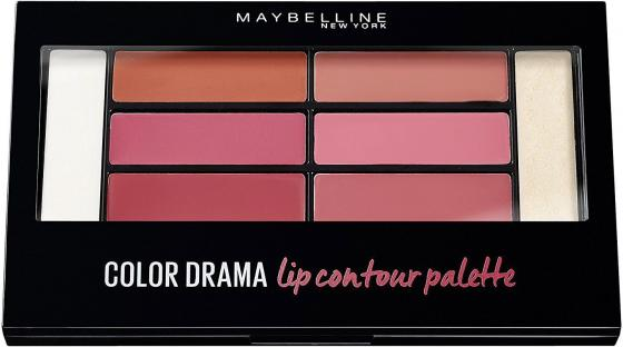 Палетка для губ Maybelline New York Color Contour Blushed B2868600