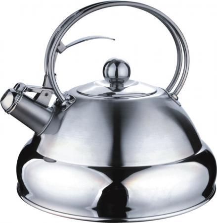 Чайник Winner WR-5002 металлик 2.6 л нержавеющая сталь чайник winner wr 5115 рисунок 4 л нержавеющая сталь