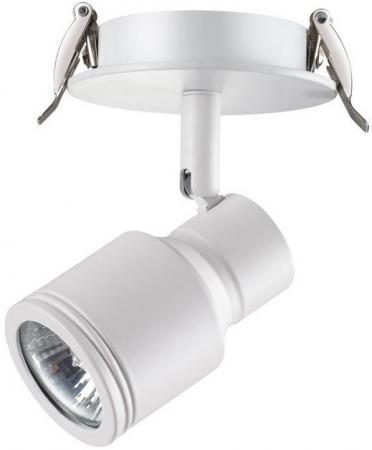 Встраиваемый светильник Novotech Pipe 370395 novotech встраиваемый подвесной светильник novotech pipe 370402