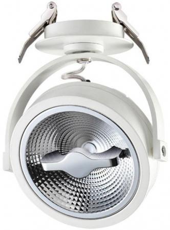 Встраиваемый светодиодный светильник Novotech Snail 357565 golden snail 72v60v