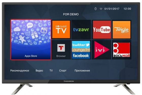 Телевизор 28 Thomson T28RTL5030 черный 1366x768 thomson t28rtl5030 black телевизор